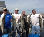 2013 Sandy Hook NJ. Fishing Season