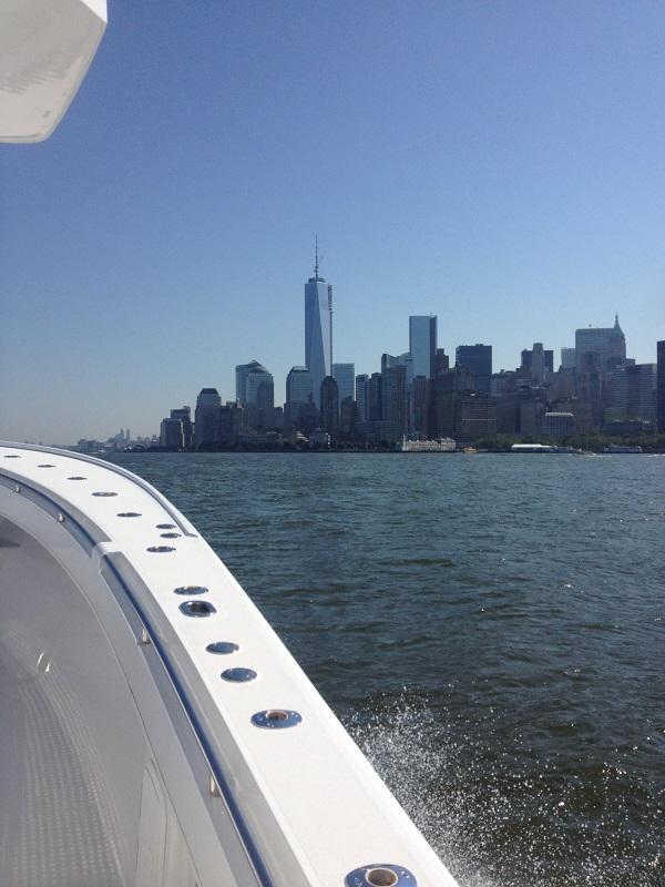 New york city fishing charter bill chaser sandy hook for Fishing in new york city