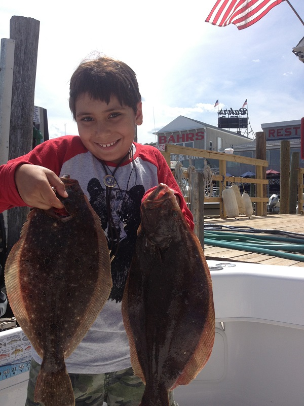 Fluke Fishing Charters