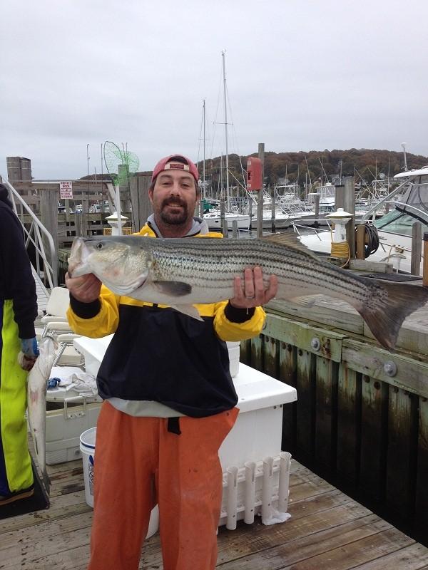 Raritan bay sandy hook charter fishing trips half and for Sandy hook fishing report