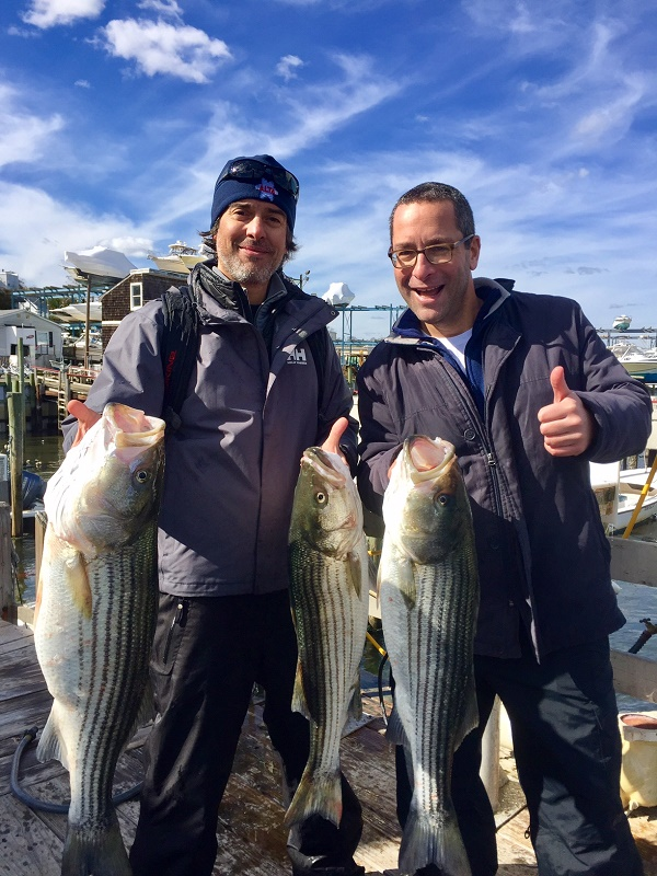 atlantic highlands fishing report
