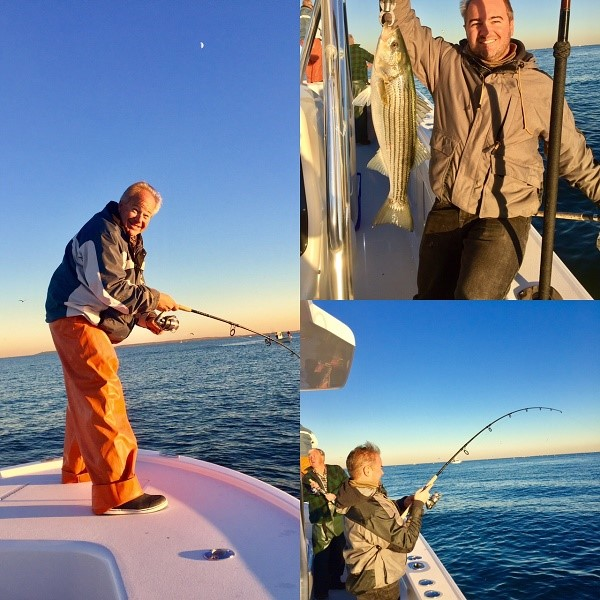 Nj salt fish 2016 11 08 bill chaser sandy hook for Fishing charters nj
