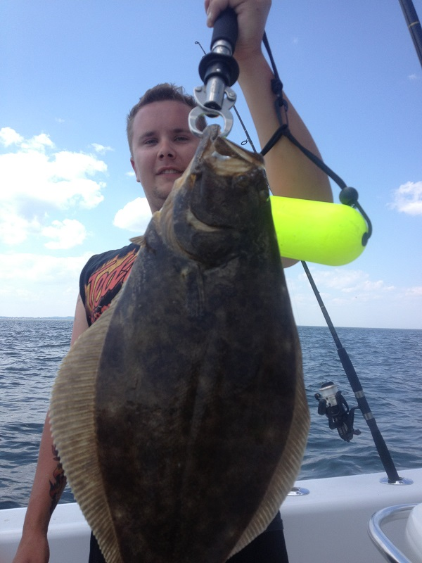 Fluke Fishing Trip